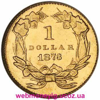 фото - золотая монета США